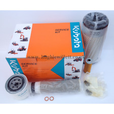 GENUINE Kubota W21TK00011 Filter Kit to fit STA/STV/STW series