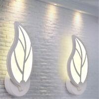 Modern Acrylic LED Bedroom Bedside Wall Lamp Aisle Hotel Bar Lights with  !
