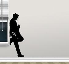 Cowboy Wall Decal Clint Eastwood Vinyl Sticker Western Decor Movie Poster 58thn