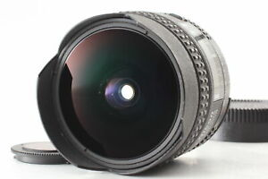 【 EXC+5 】 Nikon AF Fisheye NIKKOR 16mm f/2.8 D Lens From Japan #560