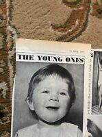 H1-1 ephemera 1967 picture hayley jane broadstairs the young ones