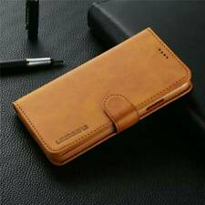 For New iPhone 11 Pro Max XS XR 7 8 Plus Case Magnetic Flip Wallet Leather Cover