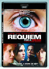 Requiem for a Dream [Unrated] [Director's Cut] (2001, Dvd Nieuw) Ws