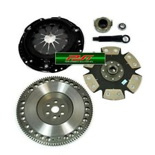 PSI Xtreme Stage 4 Clutch Kit &Flywheel for 92-05 Honda Civic D16Y7 D16Y8 D16Z6