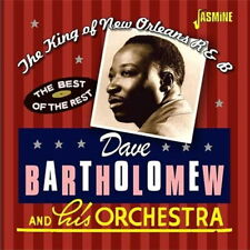 DAVE BARTHOLOMEW-THE KING OF NEW ORLEANS R&B THE BEST OF THE...-IMPORT 2 CD G61