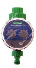 """PROGRAMMATORE GREEN TIMER EVO IRRITEC CENTRALINA A BATTERIA DA RUBINETTO 3/4"""""""