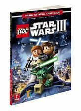 Lego Star Wars III: The Clone Wars: Prima Official Game Guide (Prima Official