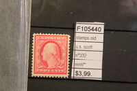 STAMPS OLD U.S. SCOTT N°332 MNH** (F105440)