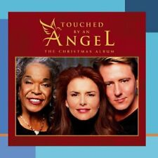 Touched By an Angel: Christmas Album AUDIO CD Crystal Lewis *DISC ONLY*