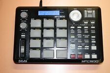 Akai MPC500 Black Portable Music Production Station Sampler & Sequencer MPC 500