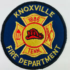 Knoxville Fire Department Tennessee TN Patch (F6)
