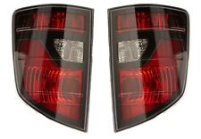 Left & Right Genuine Tail Lights Brake Lamps Pair Set For Honda Ridgeline Sport