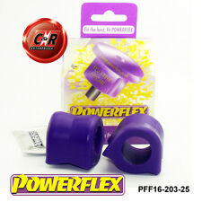 Fiat Ulysse (94 - 2002) Powerflex Front ARB To Chassis Bushes 25mm PFF16-203-25
