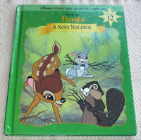 Bambi : A Noisy Neighbor Vol. 12 by Disney Staff (1997, Hardcover)