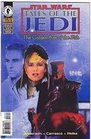 STAR WARS TALES OF THE JEDI#3 NM 1996 GOLDEN AGE OF THE SITH DARK HORSE COMIC