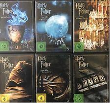 Harry Potter - Teil 1+2+3+4+5+6 * NEU OVP * DVD Set