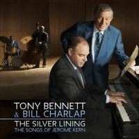 Tony Bennett & Bill Charlap – The Silver Lining - CD Album Damaged Case