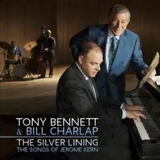 TONY BENNETT & Bill Charlap – THE SILVER doublure - Album CD endommagé BOÎTIER