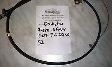 Daihatsu Charade G11 RHD 83-86 Gaszug Gasbowdenzug 78180-87708 accelerator cable