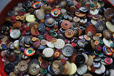 700 Buttons Mixed Colors Sewing Great Lot Scrapbooking Mixed Huge Bulk Lot Whsl