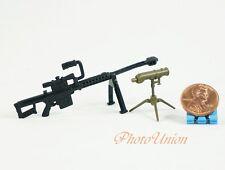 GI Joe 1:18 Action Figur 3.75 BARRETT Sniper RIFLE M82 + Scope G19_A_G20_D_H