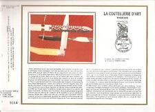CEF FRANCE 1987 LA COUTELLERIE D'ART THIERS YT 2467