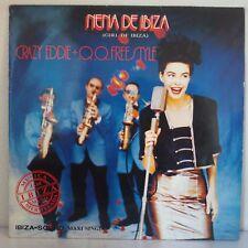 """Crazy Eddie & Q.Q. Freestyle – Nena De Ibiza (Vinyl, 12"""", Maxi 33 Tours)"""