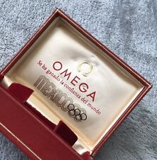EXCELLENT NICE COND. VINTAGE OMEGA MEXICO OLYMPICS WATCH BOX