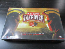 NEW Xtreme Takeover Battle Of The Xiacons Board Game Battle Role Play RPG RARE