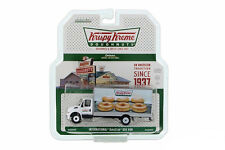 2013 INTERNATIONAL BOX VAN KRISPY KREME DONUTS DELIVERY 1/64 GREENLIGHT 33040 B