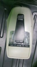 04 05 06 07 VOLVO S40 V50 ROOF CONSOLE DOMELIGHT OVERHEAD LIGHT GRAY OEM