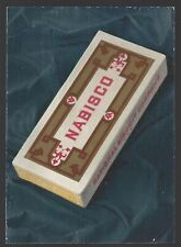 Original Nabisco Sugar Wafers Trade Card National Biscuit Company Victorian