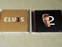 ELVIS PRESLEY 30 #1 HITS & 2ND TO NONE (61 TRACK 2 CD LOT) FREE SHIPPING