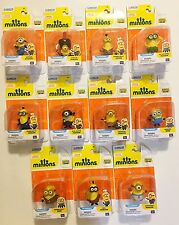 MINIONS Collection ~ Lot of 11~ Movie Exclusive Action Figure ~ New