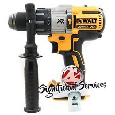 Inalámbrico Dewalt DCD996 20V Max XR Li-Ion sin escobillas de 3 velocidades 1/2 en. martillo Perforador