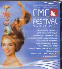 CMC Vodice 2 CD FESTIVAL 2011 colonia Ivana RA Kovac klapa Jole Hari Neno specializzazioni HIT