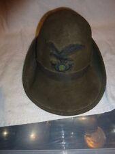 vecchio berretto DA ALPINO cappello 4^ REGGIMENTO ALPINI taglia 56/54 --