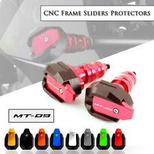 Frame Sturzpad Puig Schützer Crash pad sliders Protector für YAMAHA MT-09 FZ-09