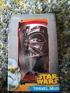 Star Wars Darth Vader Travel Mug Disney