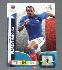 FLORENT MALOUDA FRANCE BLEUS FOOTBALL CARD PANINI UEFA EURO 2012