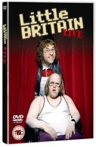Little Britain Live Performance DVD Brand New & Sealed UK Stock