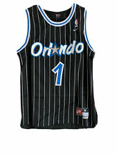 Orlando Magic Anfernee Penny Hardaway Black  Jersey