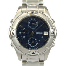 Citizen Ei3040-57l de Señora o Niño Multi-alarma Cronografo y fecha