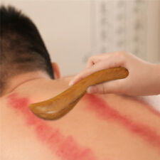 Wood Gua Sha Massage Tool Chinese Medicine Guasha Facial Back Scraping Massager