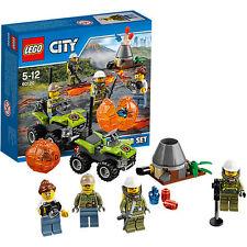Lego 60120 - Volcán set de Introducción