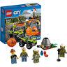 Lego 60120 - Vulkan: Set von Einführung