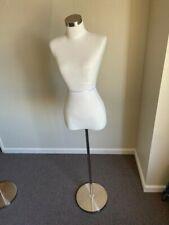 Female Mannequin Torso w/ stand