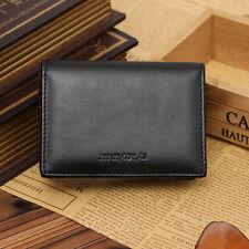 Men Vogue Leather Portable Wallet Bifold ID Credit Card Holder Purse Money Clip