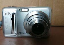 Fujifilm FinePix A Series A850 8.1MP Digital Camera - Silver (D13)