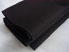 Cajas de referencia de tela cordaje fieltro-bespannstoff antracita aguja fieltro 150x200cm